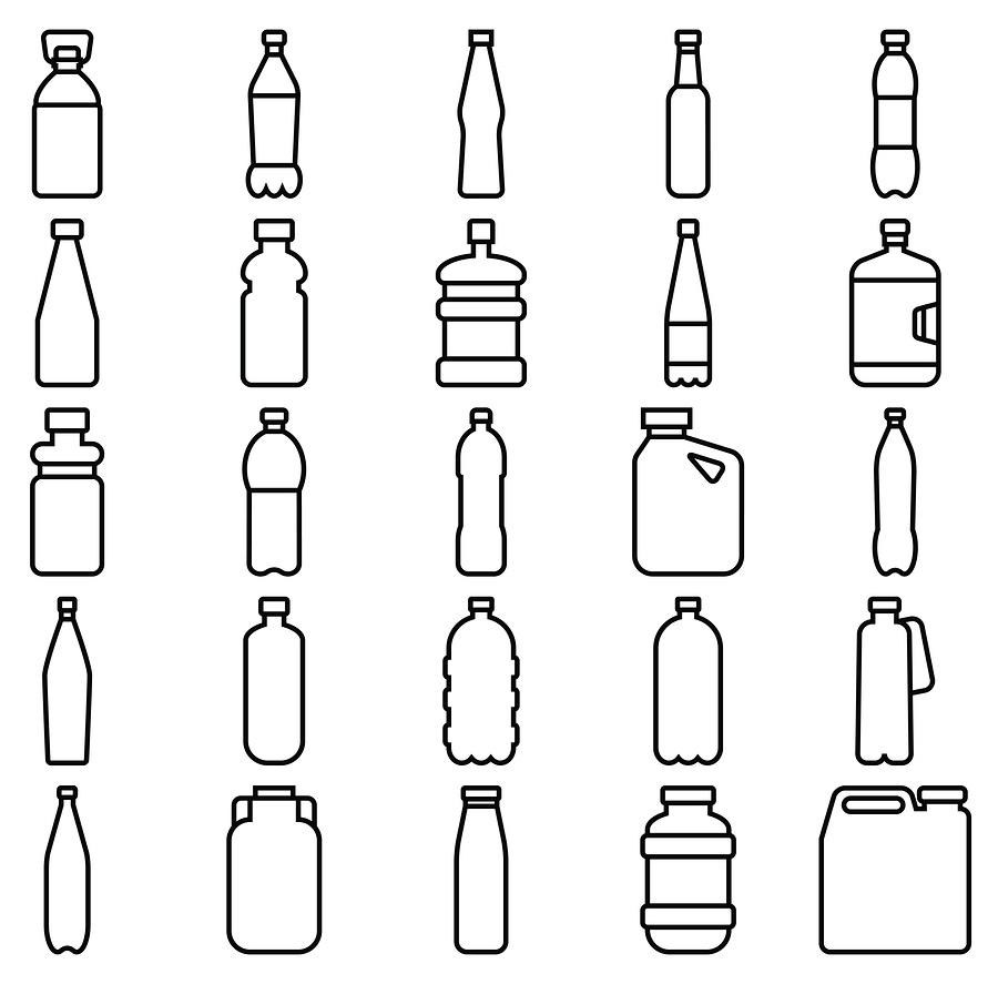 bigstock-Set-Of-Plastic-Bottles-And-Oth-83288660