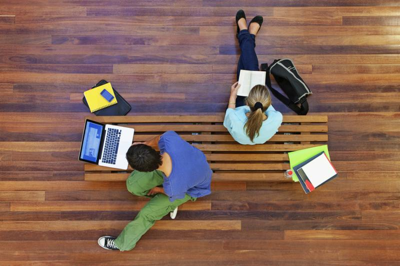 students-studying