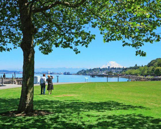 Public Park, Tacoma