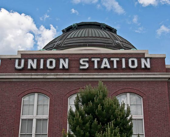 Union Station Tacoma