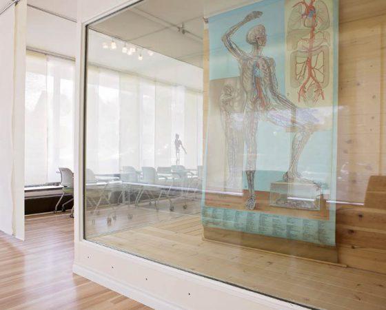 Glass & Classroom, Tacoma Campus