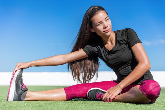 Spring Massage school Stretching