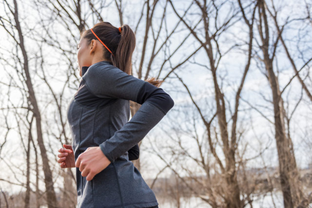 easy spring exercise running