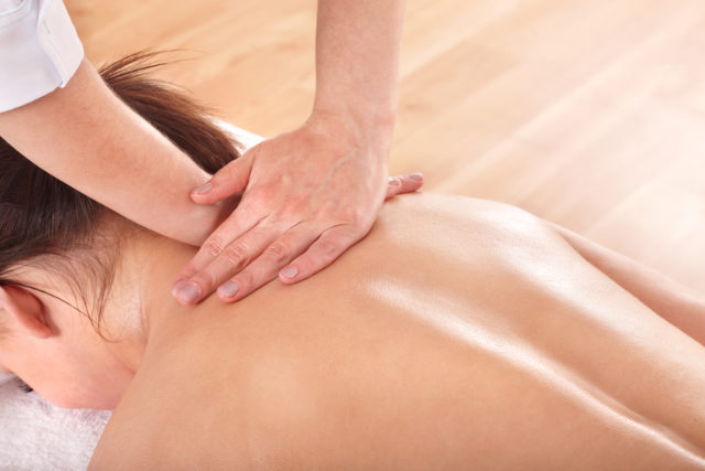 massage job listing